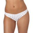 Bahia Tanga by Aubade Paris - Color: White
