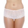 Passionata Jolie Parisienne Shorty - Colour: Milk